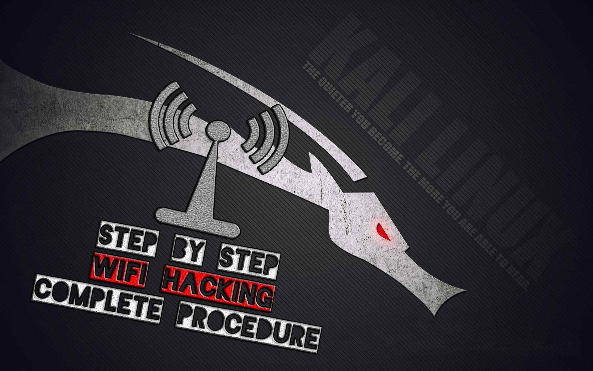 how to hack into a neighbors wifi